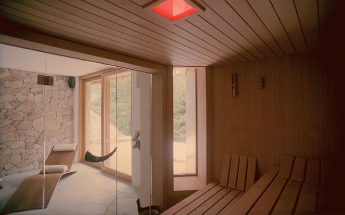 sauna sur mesure effegibi. Black Bedroom Furniture Sets. Home Design Ideas