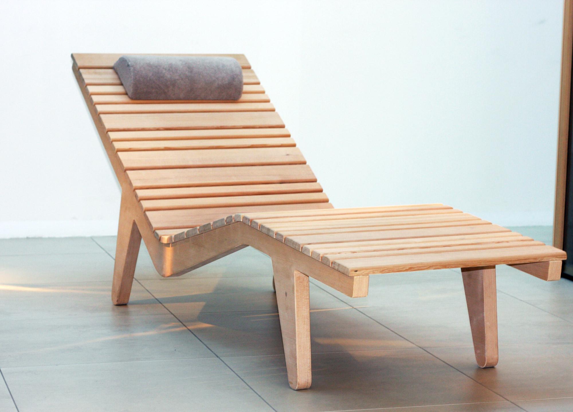 Relax pour centres bien tre et spas effegibi for Chaise longue salon