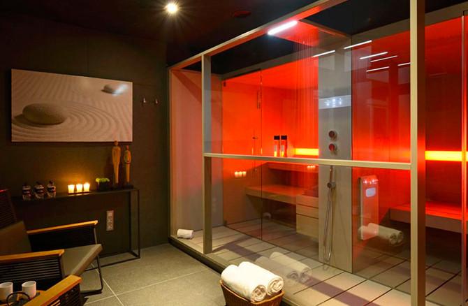 Saunas et Hammams professionnels pour hôtels